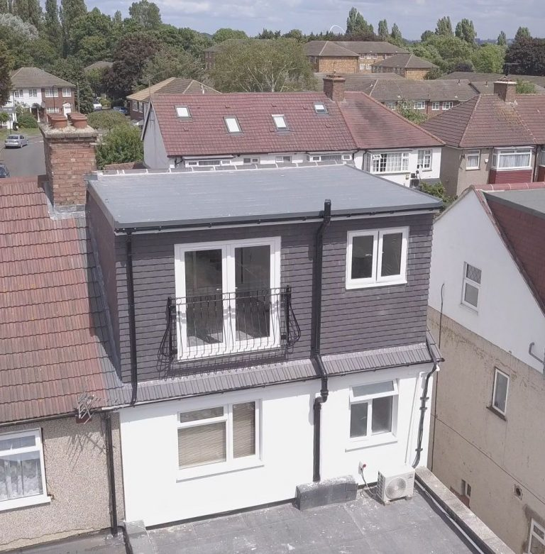 Chiswick loft conversion