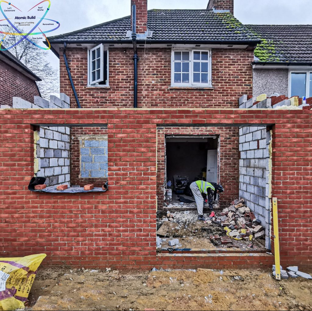 Home Extension in PINNER