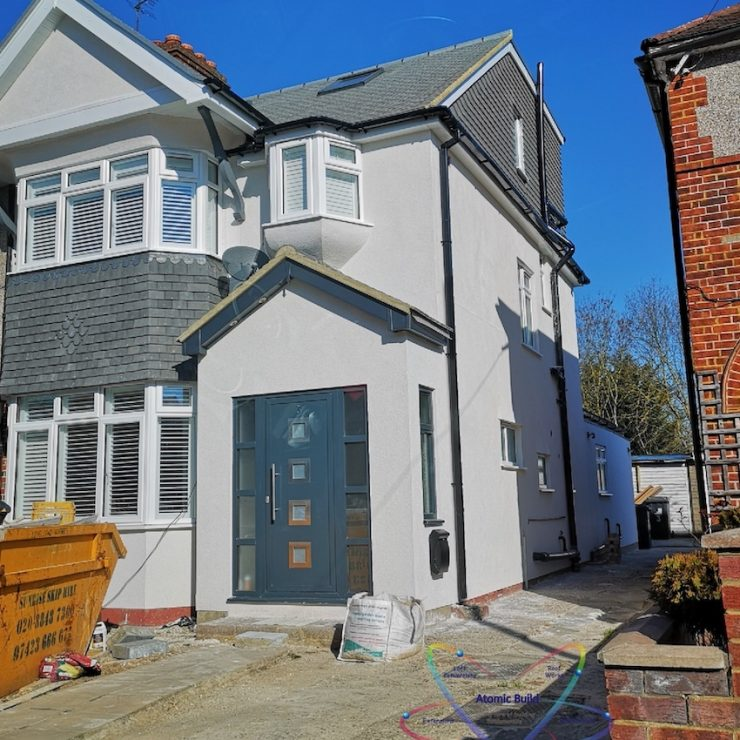 loft conversion in RICHMOND