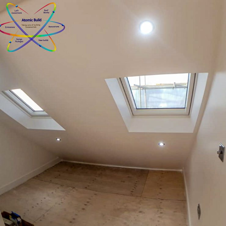 loft refurbish HARROW